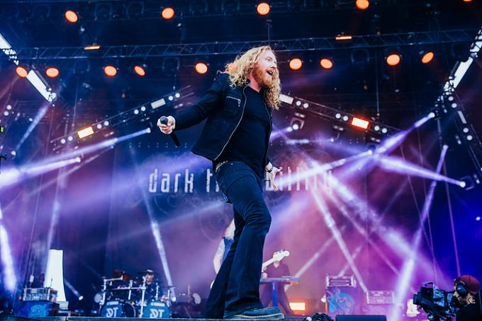 Dark Tranquillity at Strummers