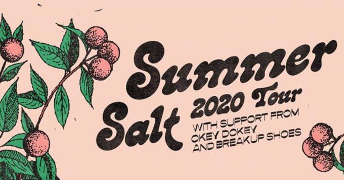 Summer Salt, Okey Dokey & Breakup Shoes at Strummers